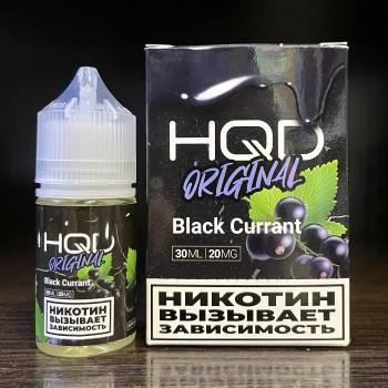 Жидкость HQD Original Blackcurrant / HQD Чёрная Смородина