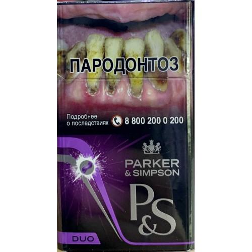 Купить сигареты parker simpson в москве гранд табако купить сигареты
