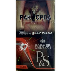 Parker & Simpson Duo Red