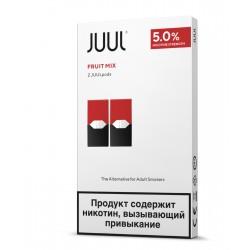 Картриджи для JUUL Fruit Mix (Джул Фруктовый Микс)