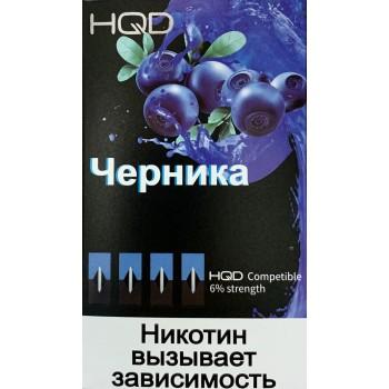 Картриджи HQD Черника (HQD Blueberry)
