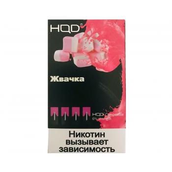 Картриджи HQD Жвачка (Hqd Bubble Gum)