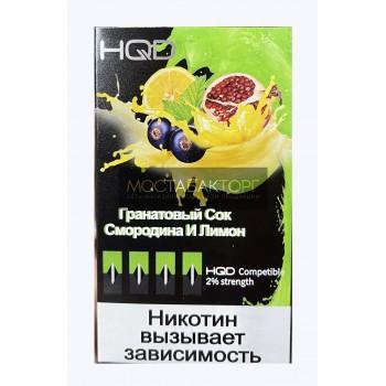Картриджи HQD Гранатовый Сок с Клюквой (Hqd)