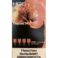 Картриджи HQD Персик (HQD Peach)