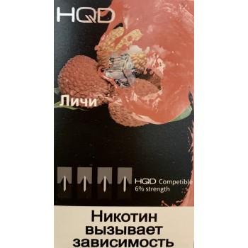 Картриджи HQD Личи (Hqd Lychee Ice)