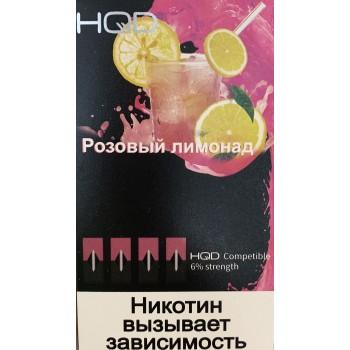 Картриджи HQD Розовый Лимонад (HQD Pink Lemonade)