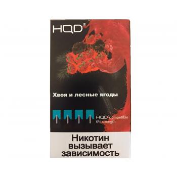 Картриджи HQD Хвоя и Лесные Ягоды (Hqd Shoria/Siberia)