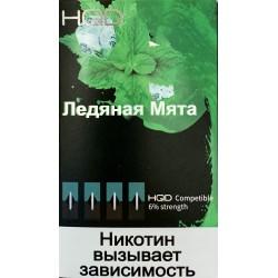 Картриджи HQD Ледяная Мята (Mint)