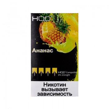 Картриджи HQD Ананас (Hqd Pineapple)