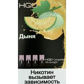 Картриджи HQD Дыня (Hqd Cantaloupe)