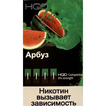 Картриджи HQD Арбуз (Hqd Watermelon)