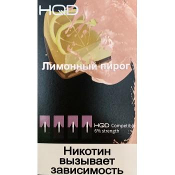 Картриджи HQD Лимонный Пирог (Hqd Lemon Cake)