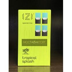 Картриджи IZI Тропические Фрукты (IZI Tropical Splash)
