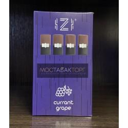 Картриджи IZI Морс Смородина Виноград (IZI Currant Grape)