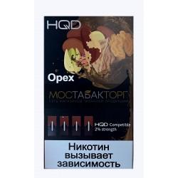 Картриджи HQD Орех (Hqd Nuts Tobacco)