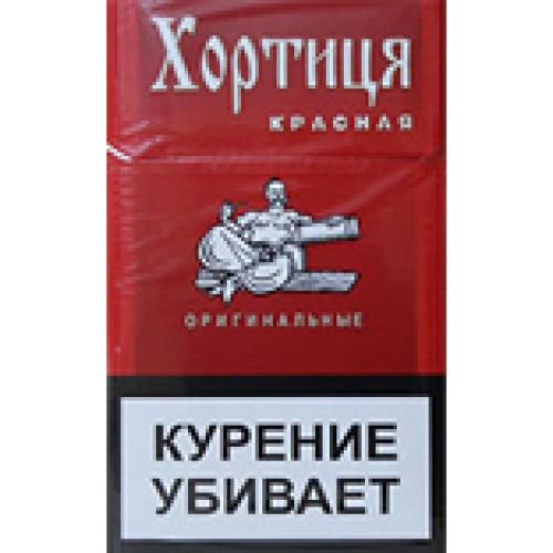 Сигареты хортица красная купить москва купить сигареты балканская звезда мягкая пачка