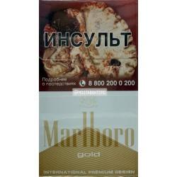 Сигареты Мальборо Голд (Marlboro Gold Original)
