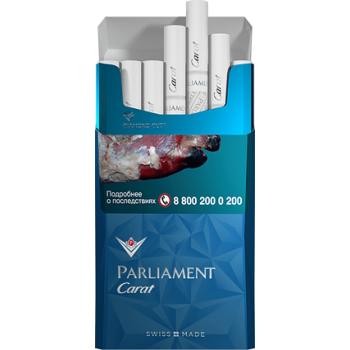 Сигареты Парламент Карат (Parliament Carat Blue)