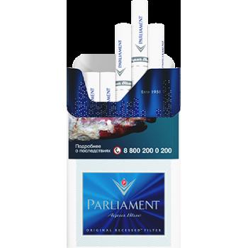 Сигареты Парламент Аква Блю (Parliament Aqua Blue)