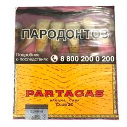 Partagas Club 20