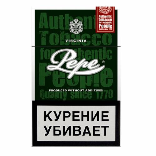 Сигареты пепе купить в москве вайпер купить москва электронная сигарета