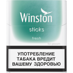 Sticks Winston Fresh (стики Винстон Фреш Зелёные)