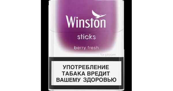 Стики табачные winston табачные изделия лицам отпускаются