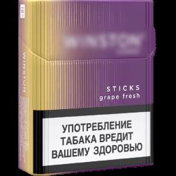 Sticks Winston Grape Fresh (стики Винстон Виноград Фиолетовые)