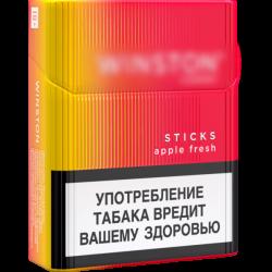 Sticks Winston Apple Fresh (стики Винстон Яблоко Красные)