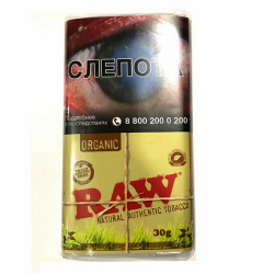 Mac Baren RAW Organic
