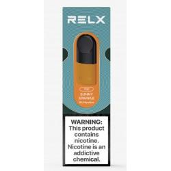 Картриджи Relx Pod Pro Sunny Sparkle (Релкс Под Про Апельсиновая Газировка) (новый)