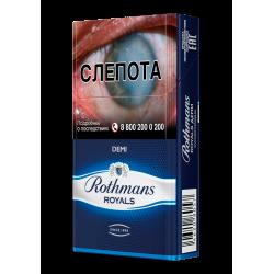 Rothmans Royals Demi Blue