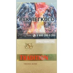 Сигареты Tradition KS Gold