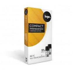 Капсулы Logic Compact Тропический мусс