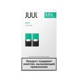 Картридж для JUUL Mint (Джул Мята)