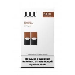 Картриджи для JUUL Classic Tobacco (Джул Табак)