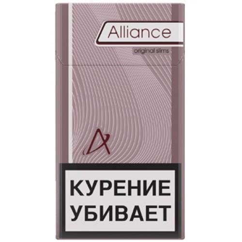 Купить альянс сигареты интернет магазин сигарет винстон оптом