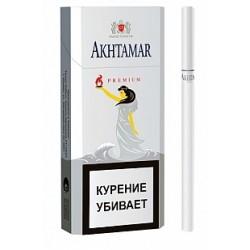 Ахтамар Слим Премиум сигареты (Akhtamar Premium Slims 6.2/100)