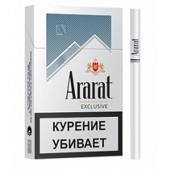 Сигареты Арарат Эксклюзив Нанокингс (Ararat Exclusive Nanokings 5.4/84)