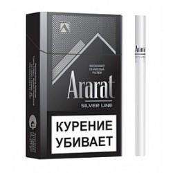Сигареты Арарат Сильвер Лайн (Ararat Silver Line 84mm 7.8/84)