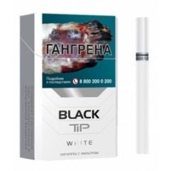 Сигареты Блэк Тип Белый (Black Tip White)