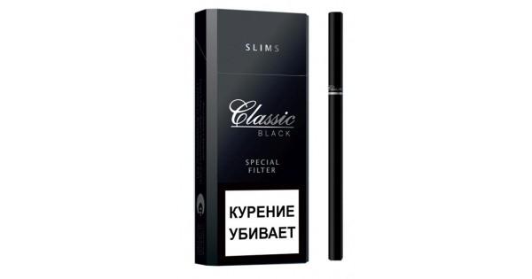 Купить сигареты классик блэк сигарета без никотина и смолы купить