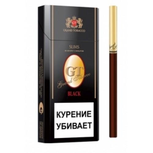 gt black сигареты купить в москве