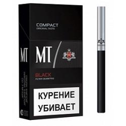 Сигареты MT Black compact (МТ Блек Компакт)