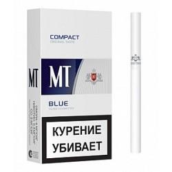 Сигареты MT Blue compact (МТ Блю Компакт)