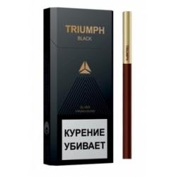 Сигареты Триумф Блек Слим (Triumph Black Slims 6.2/100)