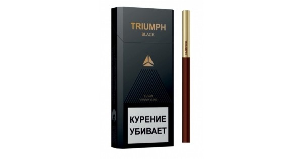 Триумф блэк сигареты купить купить во внуково электронную сигарету