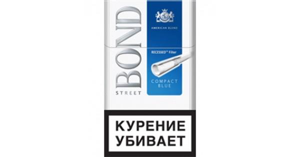 сигареты bond compact silver купить