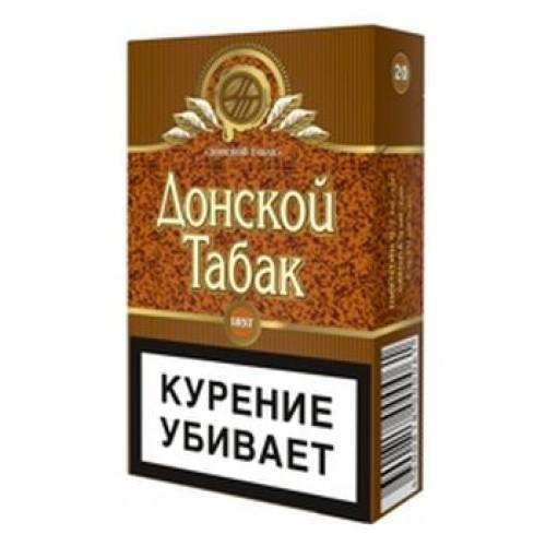 Купить сигареты дон табак в москве купить сигареты эссе с ментолом в москве
