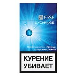 Сигареты Эссе Эксченж (Esse Exchange)